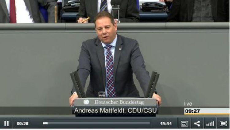 Jetzt ansehen: Meine Bundestagsrede zum Haushalt 2017