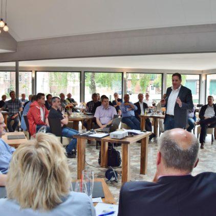 Kommunaldialog Breitband in Thedinghausen: Samtgemeinde kann Förderanträge auch alleine stellen