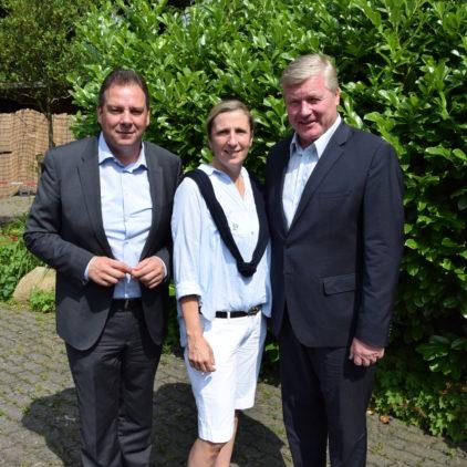Mit Imke Thielker und neuen Ideen für Langwedel