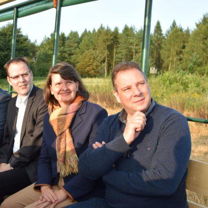 Nachhaltige Forstwirtschaft hilft beim Erreichen der Klimaziele