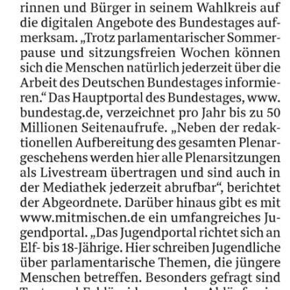 Bundestag digital