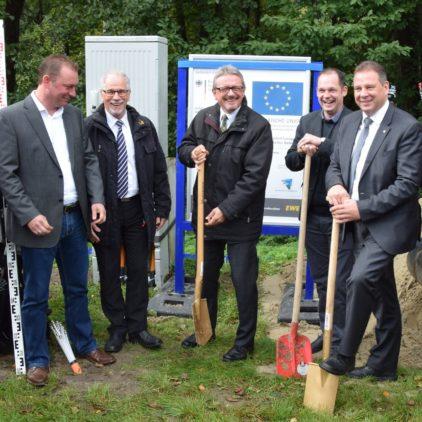 Fünf Millionen Euro vom Bund für schnelles Internet im Landkreis Osterholz