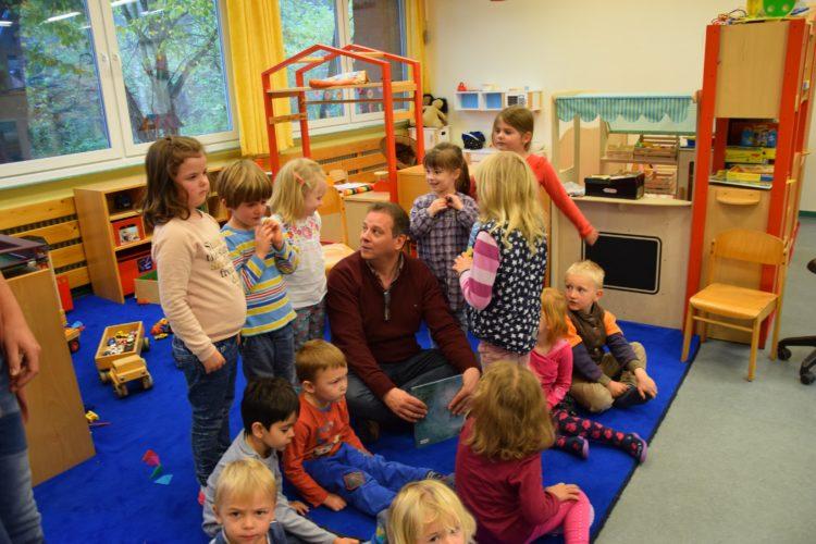 Bundesprogramm hilft bei der Fachkräftesicherung für Kindertagesstätten
