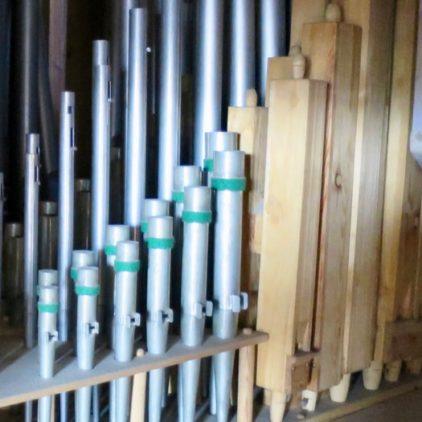 Fördermittel für die Sanierung von Kirchenorgeln