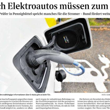 Bund will Umstieg auf E-Autos erleichtern