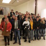 Osterholzer IGS-Gymnasiasten erkunden den Bundestag