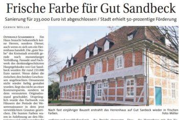 Geld vom Bund für Sanierung denkmalgeschützter Gebäude