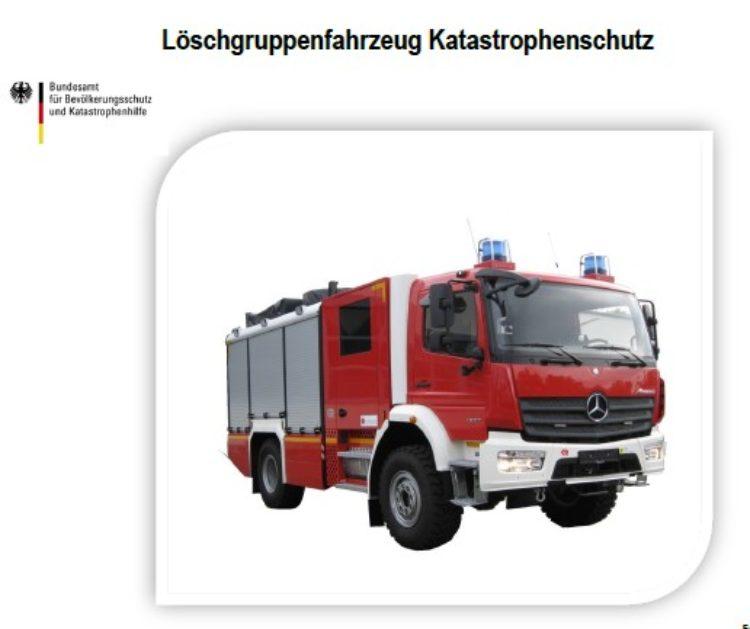 Bendingbosteler Feuerwehrleute bekommen vom Bund ein neues Einsatzfahrzeug