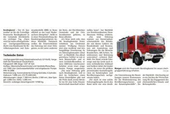 Bendingbostel erhält neues Löschgruppenfahrzeug