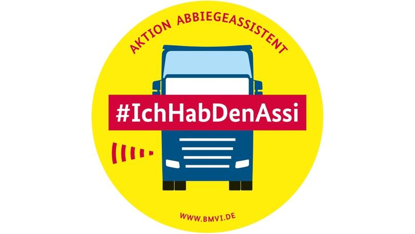 115.000 Euro für geförderte Abbiegeassistenten zur Aus-und Nachrüstung von Lkw und Bussen im Wahlkreis