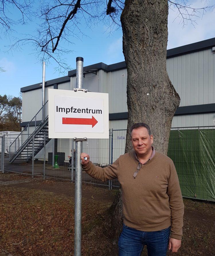 Mattfeldt: Impfzentren im Wahlkreis sind vorbereitet auf größere Impfstoff-Lieferungen