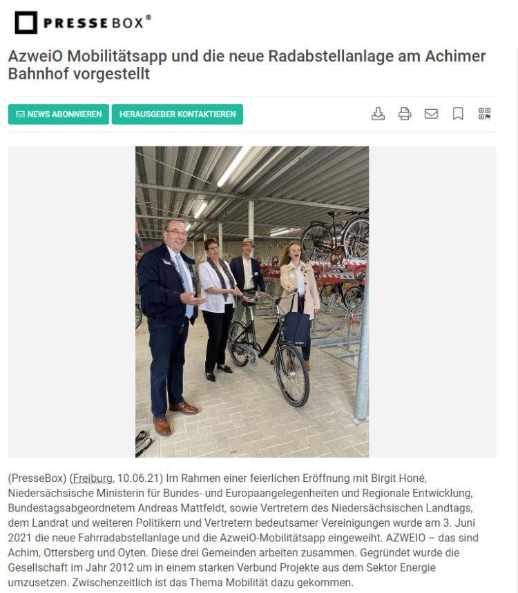 Ein starker Verbund für die Mobilität der Bürger