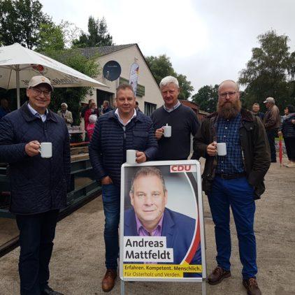Mattfeldt: Im Wahlkampf-Endspurt alles geben!