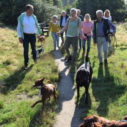 Mattfeldt: Es sollte generell mehr Hunde-Freilaufflächen geben