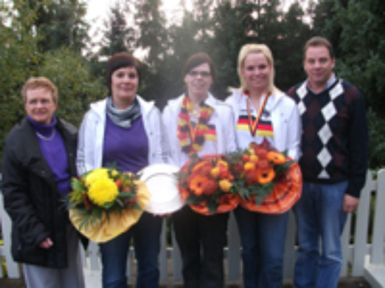 R.V. Etelsen wieder Deutscher Meister im Radpolo