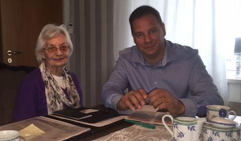 Gespräch mit Seniorenvertreterin Moje
