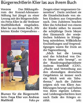 Aller-Report 16 06 19 Veranstaltung F. Klier