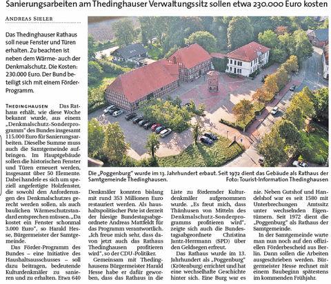 Aller-Report 16 16 16 Zuschus Rathuas Thausen