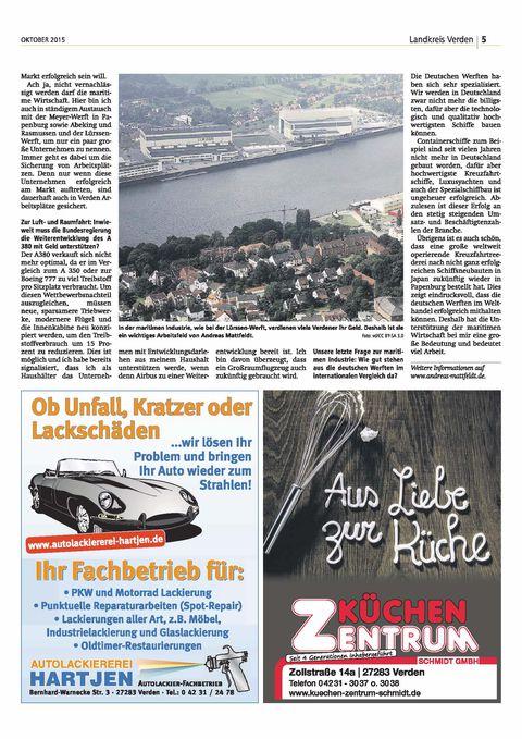 Aller-Weser-Journal 15 10 16 Seite 2