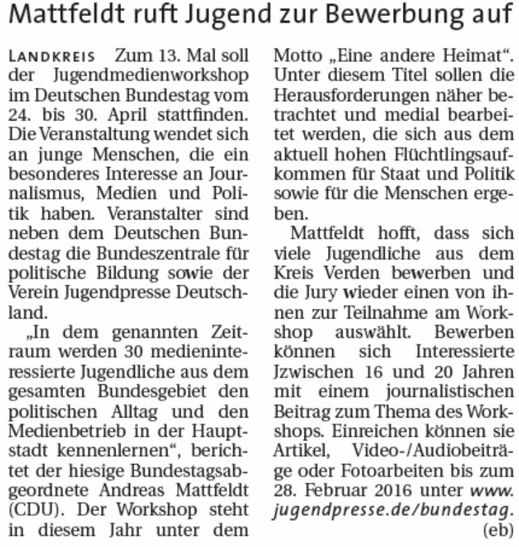 Berliner Medienworkshop