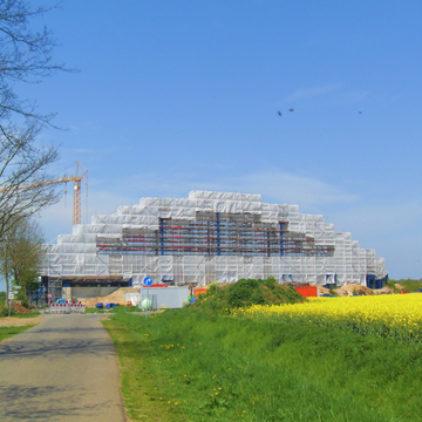 Neubau der Brücke in Hagen-Grinden schreitet weiter voran