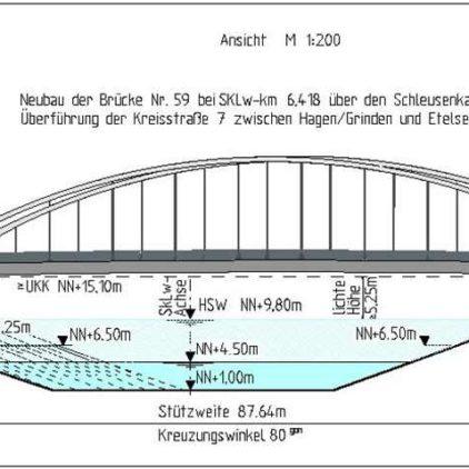 Brücke Hagen-Grinden bleibt geöffnet