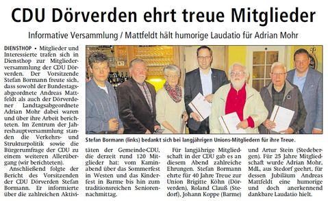 CDU Dörverden
