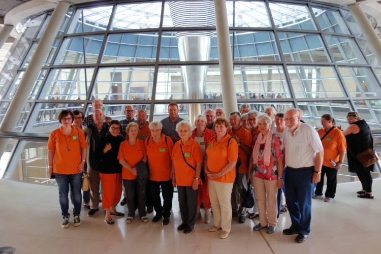 Besuch der Diabetiker-Selbsthilfegruppe Dörverden