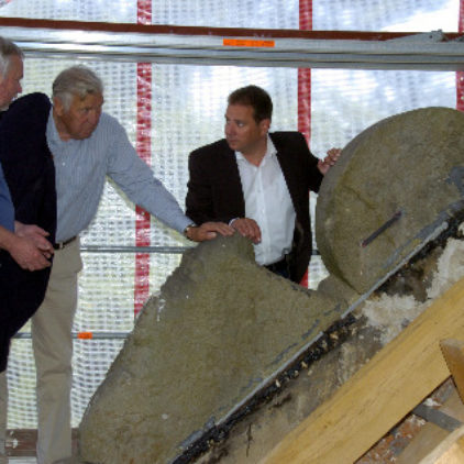 Besuch des Erbhofes in Thedinghausen