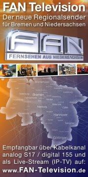 FAN – Fernsehen aus Niedersachsen – unser Regionalsender