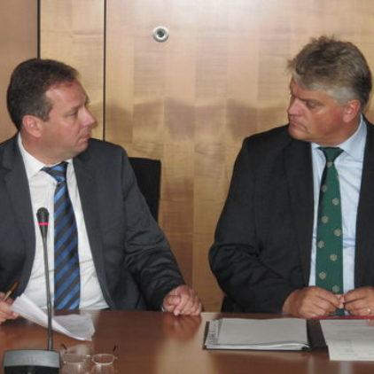 Gespräch mit dem Bundesverteidigungsministerium: Gemeinde Schwanewede braucht Planungssicherheit