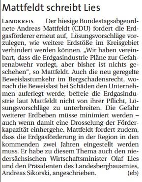 HP AR 27.07.16 Mattfeldt schreibt Lies