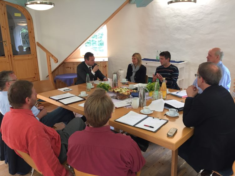Bundesteilhabegesetz: Mein Treffen mit Verdener Sozialverbände