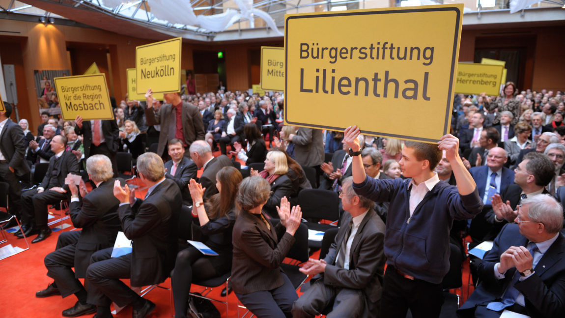 Bürgerstiftung Lilienthal erhält Preis