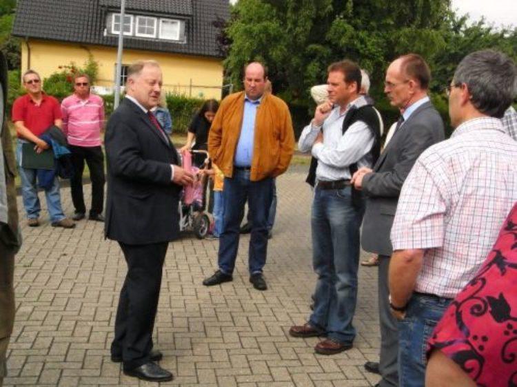 Besuch in Kirchlinteln