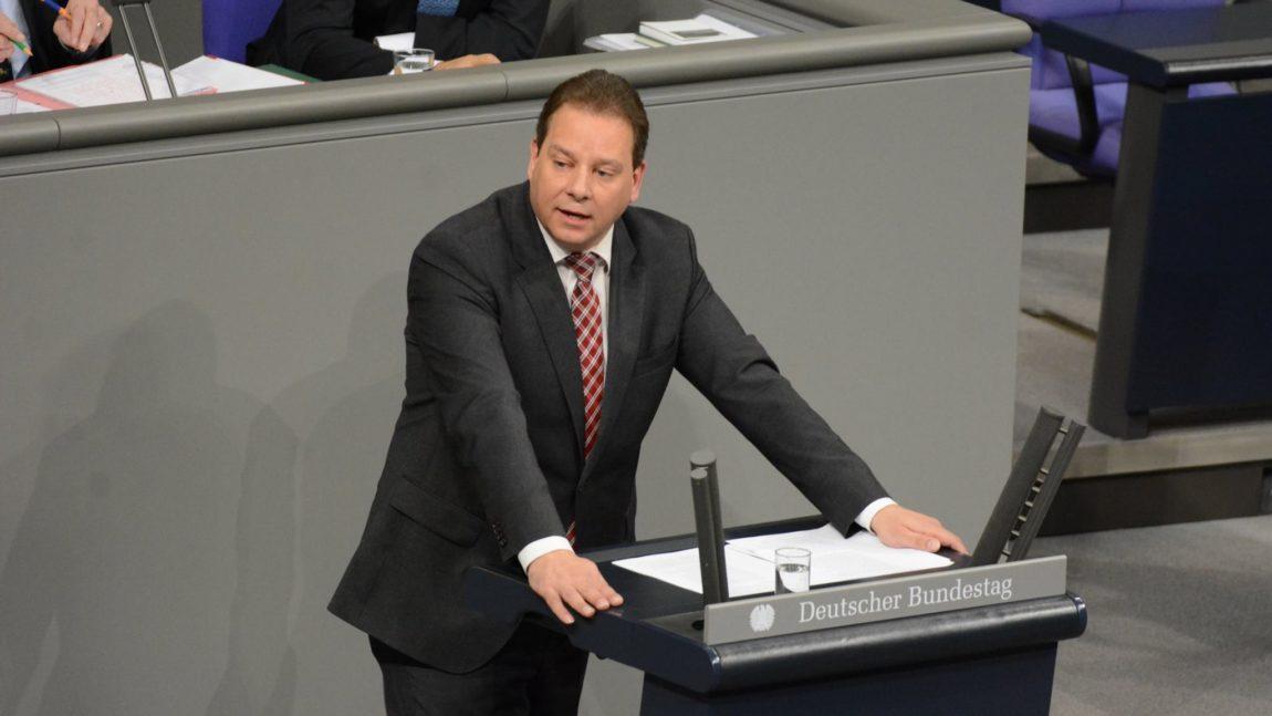 Meine Rede zur Flüchtlingspolitik im Bundestag