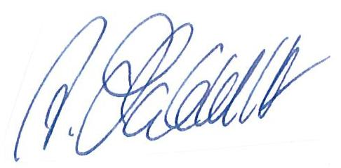 Mattfeldt blau