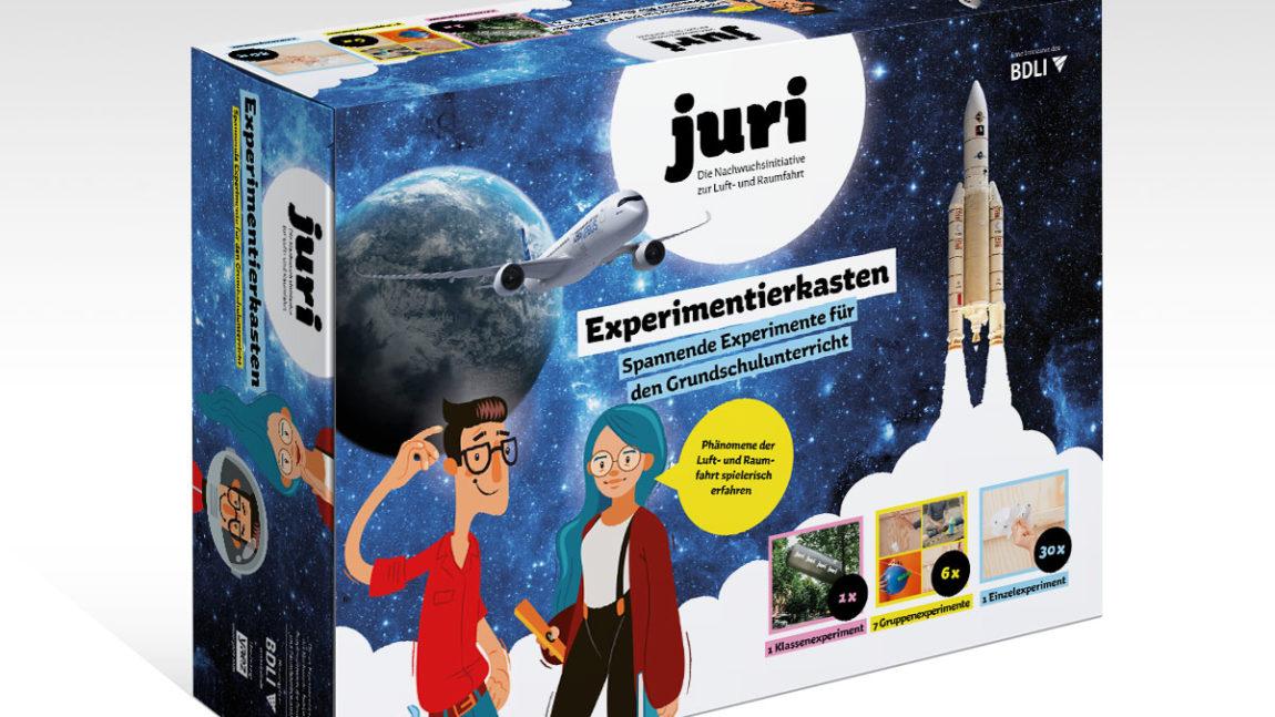 Mehr als nur heisse Luft: BDLI will mit Experimentierkästen und Schülerwettbewerb Interesse für die Luft- und Raumfahrtbranche wecken