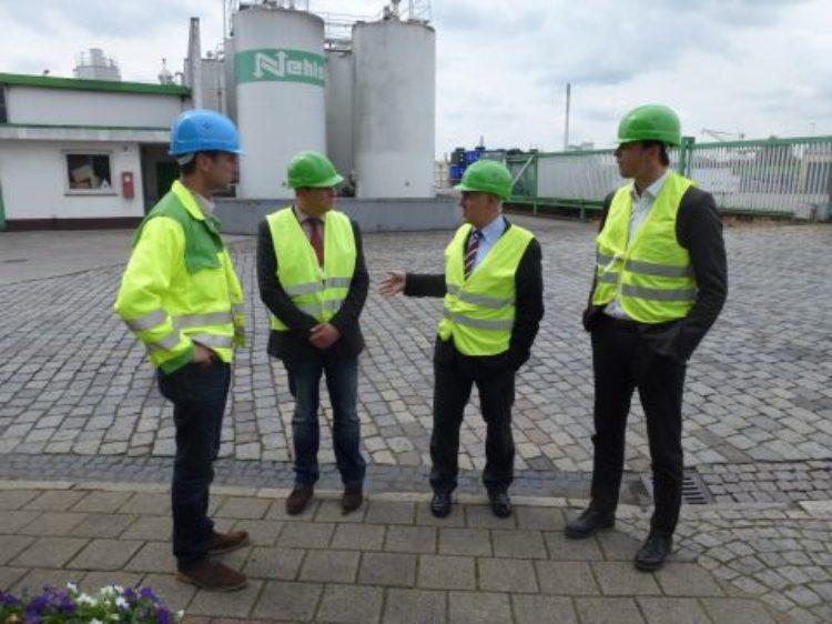 Umweltfreundlichere Erdgasförderung möglich: Nehlsen AG stellt Verfahren zur Reinigung von giftigem Lagerstättenwasser vor