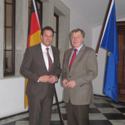 Gespräch mit Eberhard Diepgen