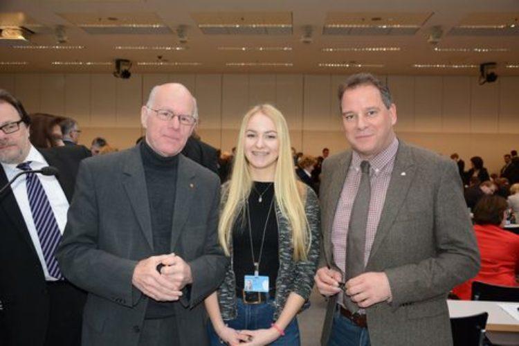 Interview mit Morsumer Bundestags-Praktikantin Patrizia Reinecke