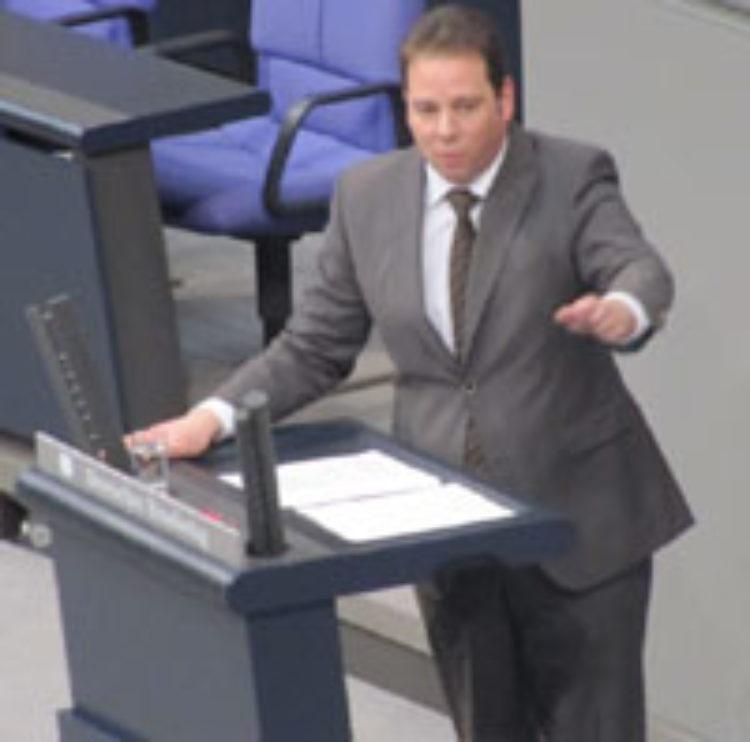 Rede im Bundestags-Plenum zum Sparpaket
