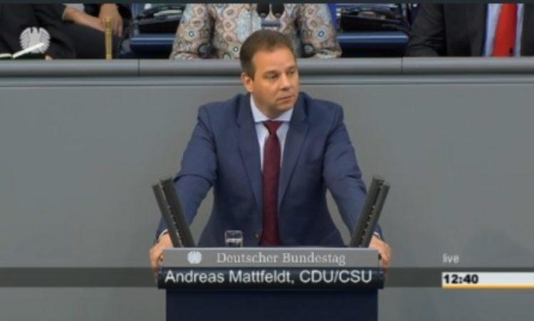 Online verfügnar: Rede im Plenum zum Jahresbericht Petitionsausschuss