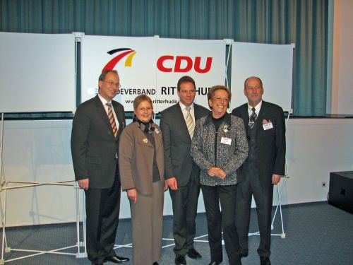 Jahresempfang der CDU Ritterhude