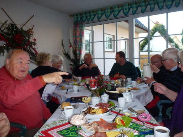 Zu Gast bei Senioren Union Lilienthal