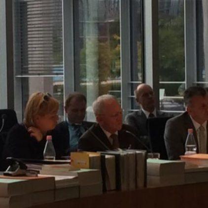 Finanzminister Schäuble stellt uns den Haushalt 2015 vor