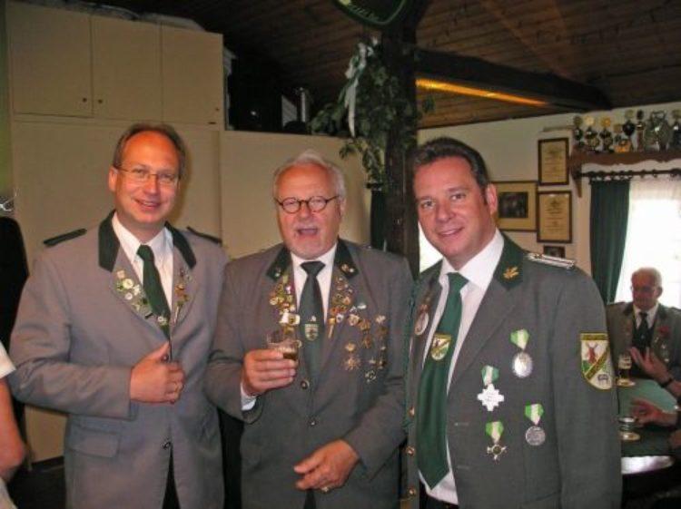 Schützenfest in Worpswede