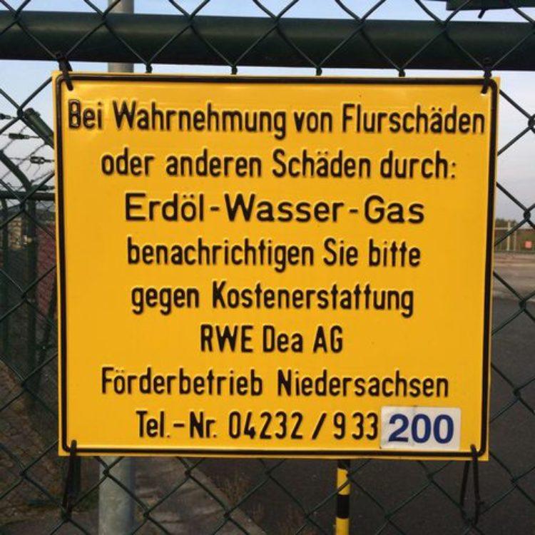 *Großzügigkeit* ;-) der RWE Dea