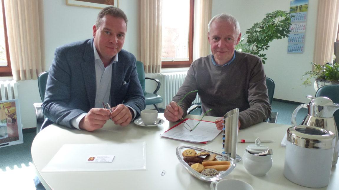 Rathaus Thedinghausen bekommt Förderung aus dem Denkmalschutz-Sonderprogramm
