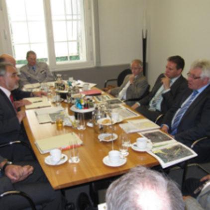 Zukunft des Truppenübungsplatzes in Schwanewede